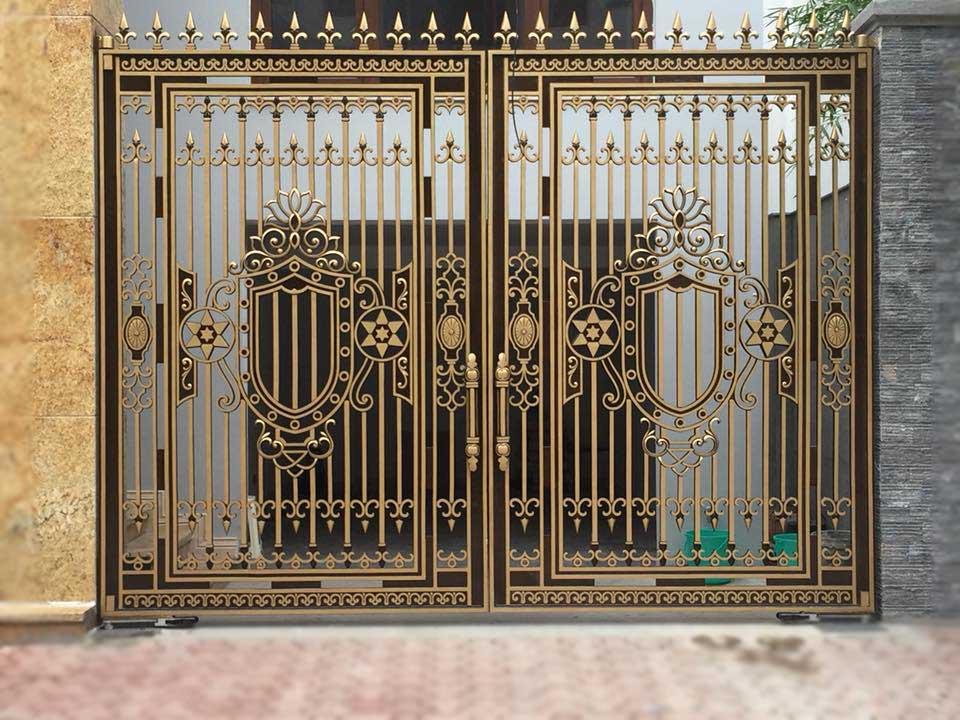 Cổng mở Âm Sàn ELI 250 N