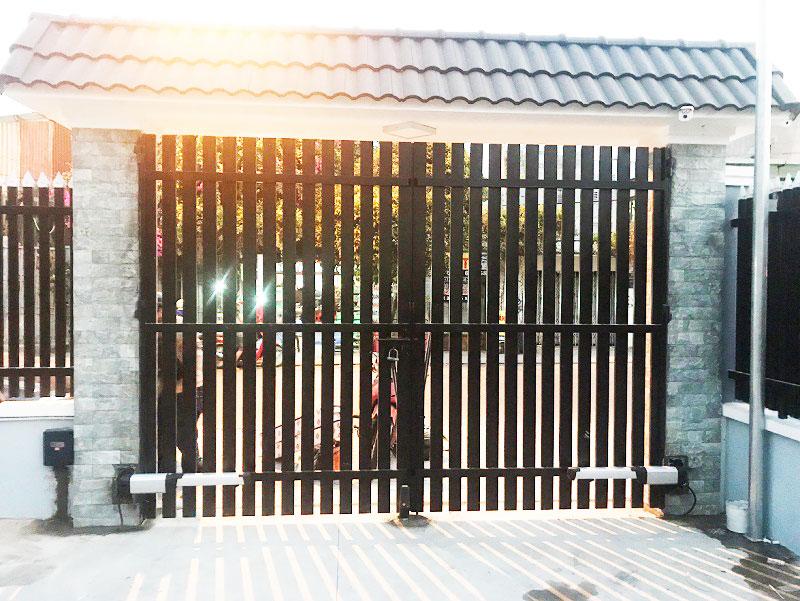 Cổng mở tay đòn PHOBOS AC A25