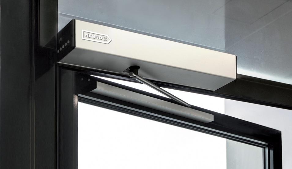 Cửa mở tự động NABCO GT-20