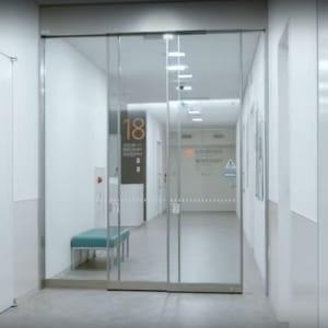 Cửa tự động Hàn Quốc
