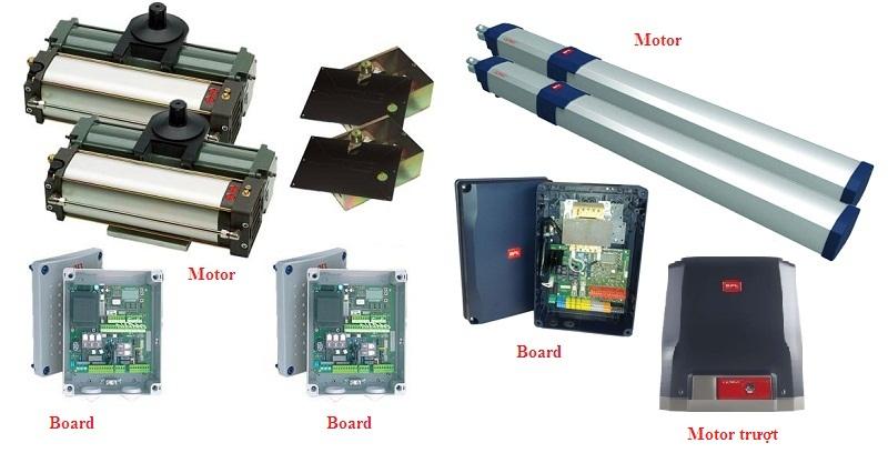 Bộ điều khiển(Control Panel) cổng tự động
