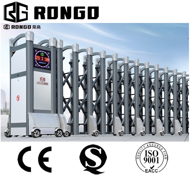 Cổng xếp RONGO HX 301A